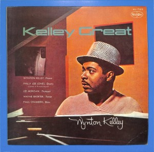 Wynton Kelley - Kelley Great   JAPAN VG+