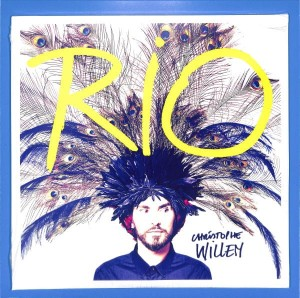 Christophe Willem - Rio  3LP EU MINT