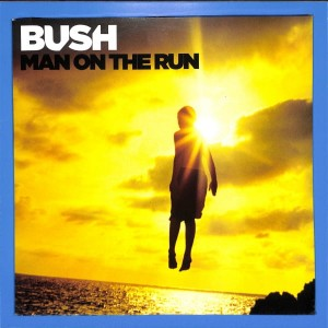 Bush - Man On The Run  2LP EU MINT