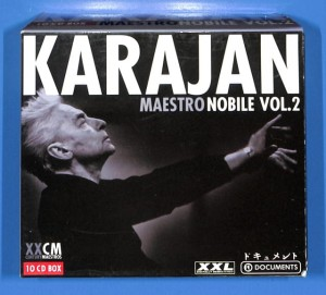Bethoven Mozart Verdi - Karajan  10CD BOX EU NM