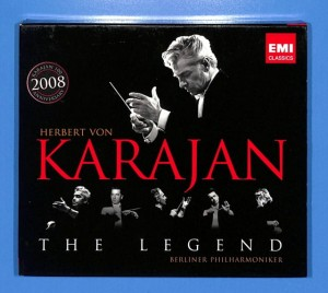 Herbert Von Karajan - The Legend 2CD EU EX