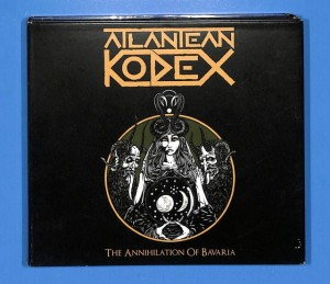 Atlantean Kodex - The Annihilation.. 2CD+DVD EU NM