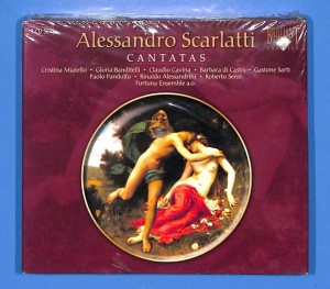 Scarlatti - Cantatas 3CD BOX SET EU MINT