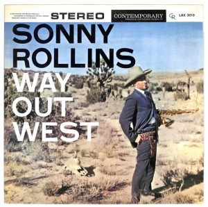 Sonny Rollins - Way Out West  JAPAN NM
