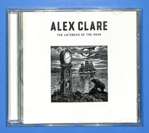 Alex Clare - The Lateness Of The Hour EU NM