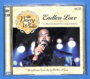 Barry White - Endless Love 2CD EU NM