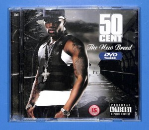 50 Cent - The New Breed CD+DVD EU EX