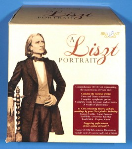 Liszt - A Liszt Portrait  30CD+CD ROM BOX EU NM