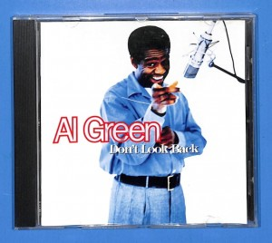 Al Green - Don't Look Back EU EX