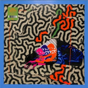 Animal Collective - Tangerine Reef 2LP US MINT
