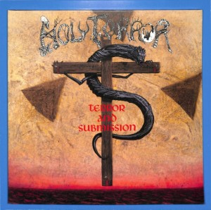 Holy Terror - Terror And Submission EU MINT