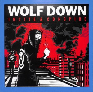 Wolf Down - Incite & Conspire EU MINT