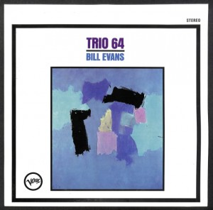 Bill Evans - Trio 64  EU VG+