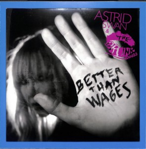 Astrid Swan The Drunk Lovers - Better...  EU MINT