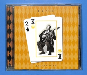 B.B. King- Deuces Wild EU (4-)