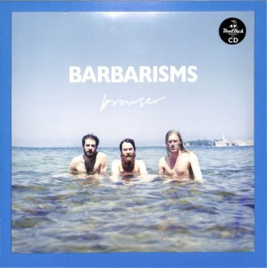 Barbarisms - Browser  LP+CD EU MINT
