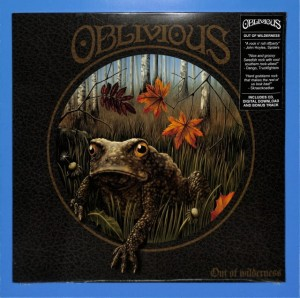 Oblivious - Out Of Wilderness LP+CD EU MINT