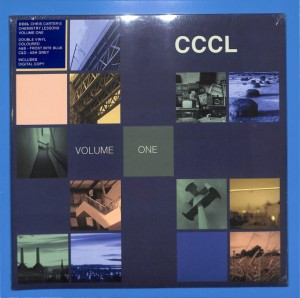 Chris Carter - CCCL Volume One 2LP EU MINT
