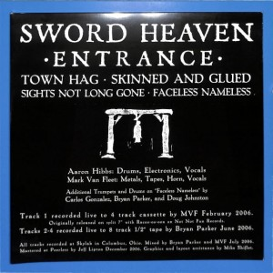 Sword Heaven - Entrance   US MINT