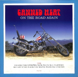 Canned Heat - On The Road Again EU MINT