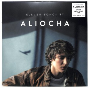 Aliocha - Eleven Songs  LP+CD EU MINT