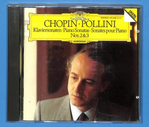 Chopin - Pollini Sonates No. 2&3 EU NM