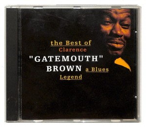 Clarence Brown - Best Of  Gatemouth Brown EU NM