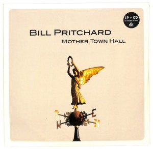 Bill Pritchard - Mother Town Hall LP+CD EU NEW