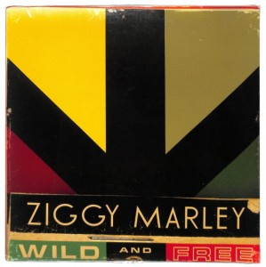 Ziggy Marley - Wild And Free US MINT