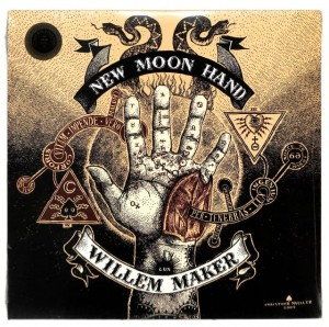 Willem Maker - New Moon Hand US MINT