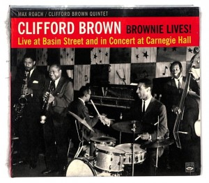 Max Roach/Clifford Brown Quintet - Live!  EU MINT