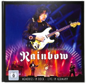 Rainbow - Memories In Rock Live  CD BOX EU MINT